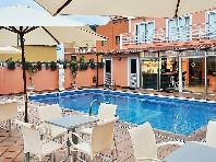 Hotel Globales Acuario Snídaně