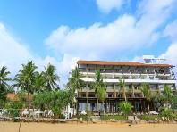 Hotel Pandanus Beach Resort and Spa Snídaně