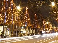Adventní Paříž - město lásky Dle programu