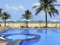 Hotel Rani Beach Resort Snídaně