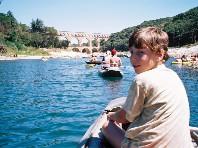 Provence lodí, na kole i pěšky Dle programu