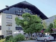 Pension Bergblick Snídaně