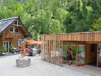 Vodopády Palfau a dřevěná vodní stezka v údolí řeky Mendling Dle programu