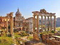 Kouzelný Řím a Vatikán Dle programu