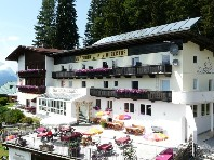 Alpenhof Hubertus Polopenze