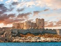 Putování kouzelnou Provence (Marseille, Cannes, Monako) s ná - autobusem