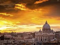 Kouzelný Řím a Vatikán - autobusem
