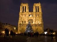 Adventní Paříž - Úvod do poznávání - autobusem