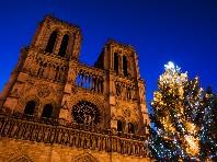 Adventní Paříž - Město lásky - autobusem