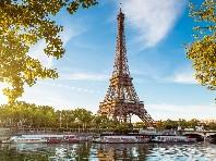 Památková Paříž s návštěvou Versailles a La Defence - autobusem