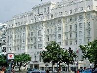 Hotel Belmondo Copacabana Palace Snídaně first minute