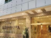 Hotel Windsor Copa Snídaně