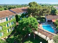 Hotel Best Western Uzes Pont Du Gard - ubytování