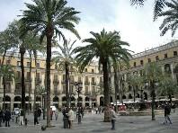 Barcelona - v listopadu