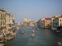Benátky - snídaně
