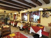 Hotel Tintoretto - snídaně