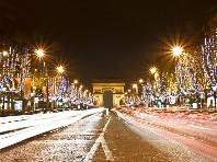 Vánoční Paříž s návštěvou adventních trhů a zámku Versailles - autobusem