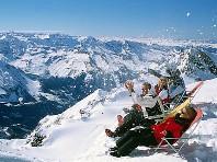Prodloužený lyžařský víkend - Zell Am See + ledovec Kaprun - - zájezdy