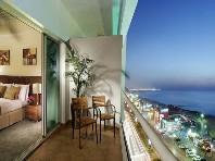 Ramada by Wyndham Beach Hotel Ajman - zimní dovolená