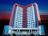 Crown Palace Hotel Ajman - v květnu
