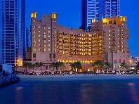 Hotel Bahi Ajman Palace - luxusní dovolená