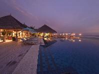 Bungalovy Anantara Veli Maldives - bungalovy