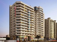 Ramada Beach Hotel Ajman - v listopadu