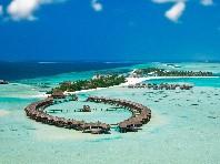 Hotel Olhuveli Beach Resort A Spa - luxusní hotely