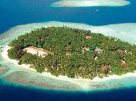 Hotel Biyadhoo Island Resort - v říjnu
