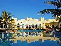 Hotel Hilton Salalah Resort Snídaně