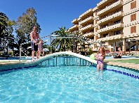 Hotel Dorado - v říjnu