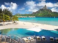 Hotel Le Meridien Bora Bora Snídaně