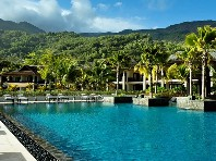 Hotel The H Resort Beau Vallon Beach Seychelles - luxusní hotely
