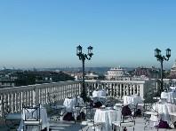 Hotel Romanico Palace Rome - luxusní dovolená