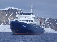 Plavba okolo Špicberk na lodi Plancius Dle programu