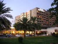Hotel Intercontinental Muscat - hotely