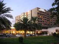 Hotel Intercontinental Muscat  Snídaně