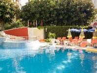 Hotel Alaiye Kleopatra - v dubnu
