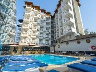 Hotel Azak Beach - v únoru