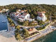 Hotel Odisej - v květnu