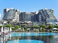 Hotel Limak Lara - dovolená