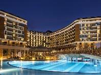 Aska Lara Deluxe Hotel - hotely