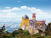 Lisabon - Perla Portugalska - letecky