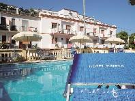 Hotel Pineta - letní dovolená