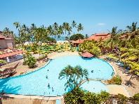 Hotel Royal Palms - letecky