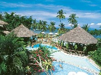 Hotel Coco Beach Resort Ekoresort Snídaně