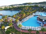 Hotelový komplex Incekum Beach Resort All inclusive super last minute