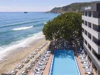 Floria Beach Hotel - letecky