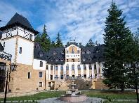 Spa & Wellness Hotel Zámek Lužec - Last Minute a dovolená
