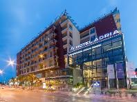 Hotel Adria - v říjnu